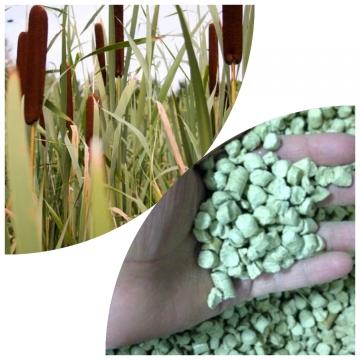 Reed pellets